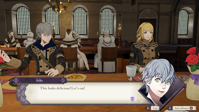 Fire Emblem: Three Houses Screenshot 10