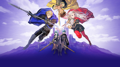 Fire Emblem: Three Houses Masthead