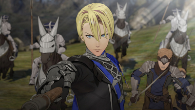 Fire Emblem: Three Houses Screenshot 8