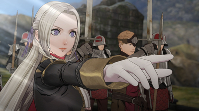 Fire Emblem: Three Houses Screenshot 7