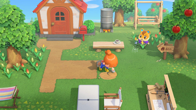 Animal Crossing: New Horizons Screenshot 6