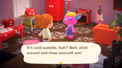 Animal Crossing: New Horizons Screenshot 9