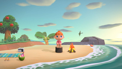 Animal Crossing: New Horizons Screenshot 1