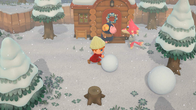 Animal Crossing: New Horizons Screenshot 8