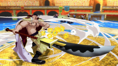 One Piece: Unlimited World Red Screenshot 1