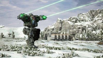 MechWarrior 5: Mercenaries Screenshot 2