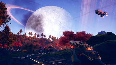 The Outer Worlds Screenshot 3