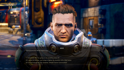 The Outer Worlds Screenshot 2