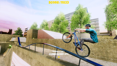 Shred! 2 - Freeride Mountainbiking Screenshot 2