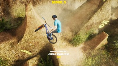 Shred! 2 - Freeride Mountainbiking Screenshot 4