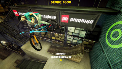 Shred! 2 - Freeride Mountainbiking Screenshot 6