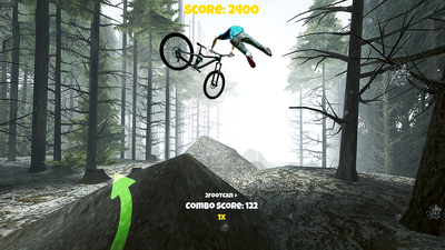 Shred! 2 - Freeride Mountainbiking Screenshot 5