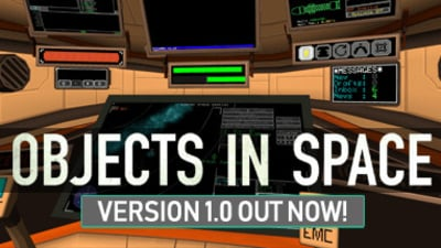 Objects In Space Masthead