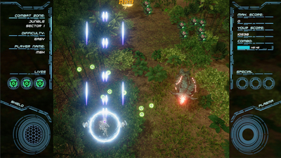 Mars: Chaos Menace Screenshot 3
