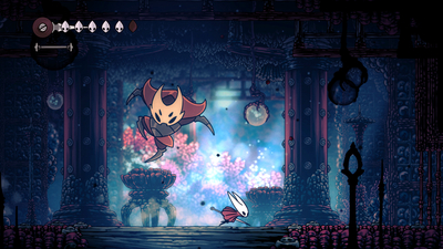 Hollow Knight: Silksong Screenshot 2