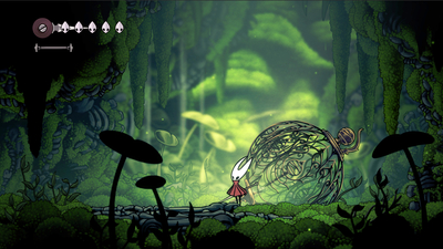 Hollow Knight: Silksong Screenshot 1