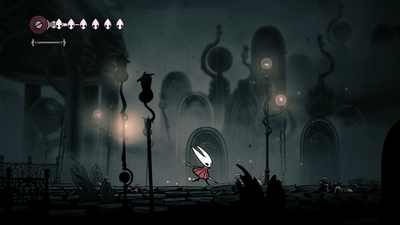 Hollow Knight: Silksong Screenshot 5