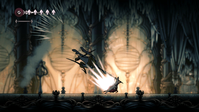 Hollow Knight: Silksong Screenshot 4