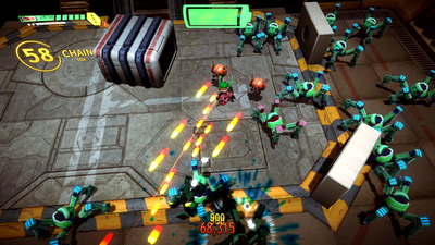 Assault Android Cactus+ Screenshot 1