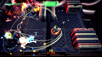 Assault Android Cactus+ Screenshot 2