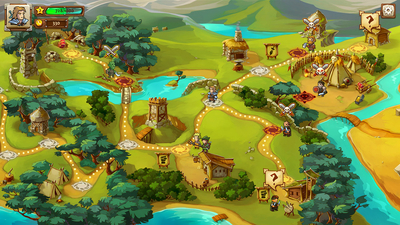 Braveland Trilogy Screenshot 2