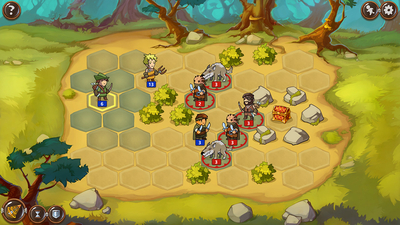 Braveland Trilogy Screenshot 1