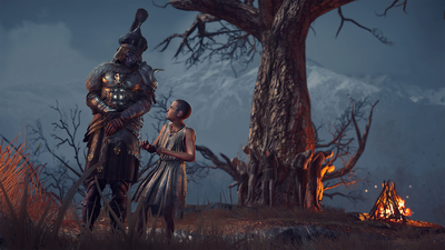 Assassin's Creed Odyssey: Legacy of the First Blade Screenshot 1