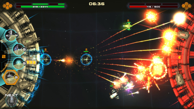 Space War Arena Screenshot 1