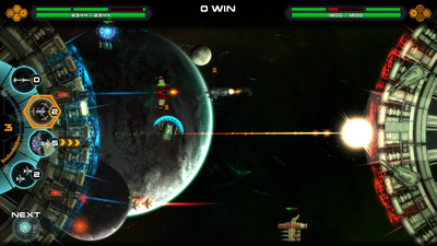Space War Arena Screenshot 4