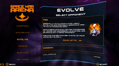 Space War Arena Screenshot 5