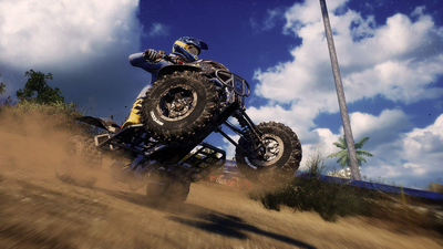 MX vs ATV: All Out Anniversary Edition Screenshot 4