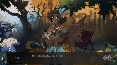 The Crown of Leaves Screenshot 4