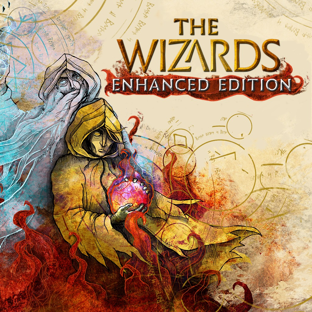 The Wizards - Enhanced Edition Masthead