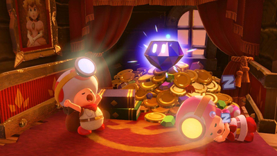 Captain Toad: Treasure Tracker Special Episode Screenshot 6