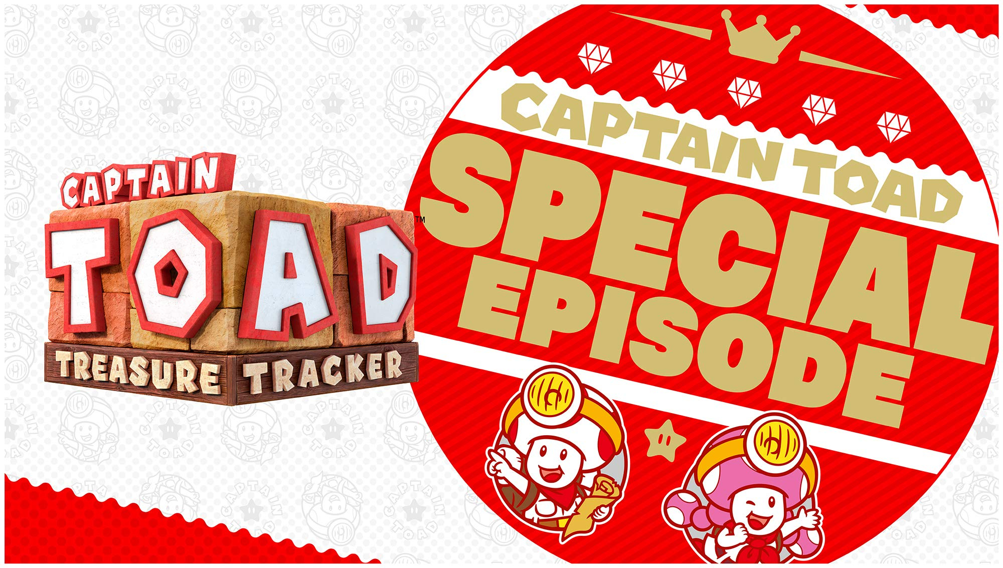 Captain Toad: Treasure Tracker Special Episode for Switch
