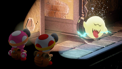 Captain Toad: Treasure Tracker Special Episode Screenshot 4