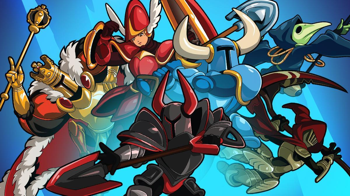 Shovel Knight Showdown Masthead
