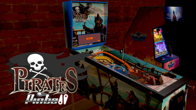 Pirates Pinball Screenshot 1