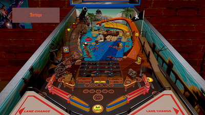 Pirates Pinball Screenshot 2