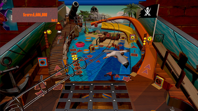 Pirates Pinball Screenshot 3