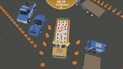 Pizza Parking Screenshot 3