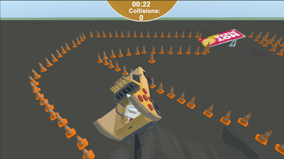 Pizza Parking Screenshot 4
