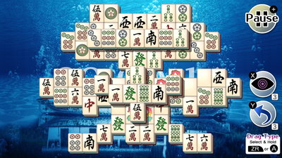 Mahjong Solitaire Refresh Screenshot 1