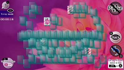 Mahjong Solitaire Refresh Screenshot 6