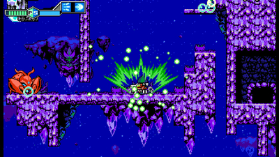 Blaster Master Zero 2 Screenshot 1