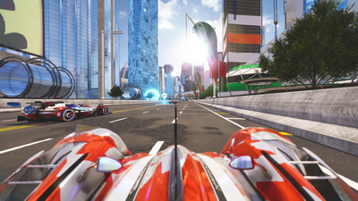 Xenon Racer Screenshot 2