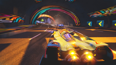 Xenon Racer Screenshot 5