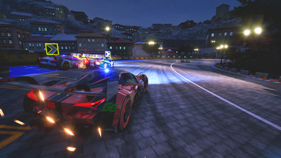 Xenon Racer Screenshot 1