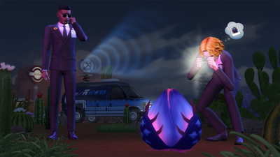 The Sims 4: StrangerVille Screenshot 3