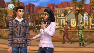 The Sims 4: StrangerVille Screenshot 4